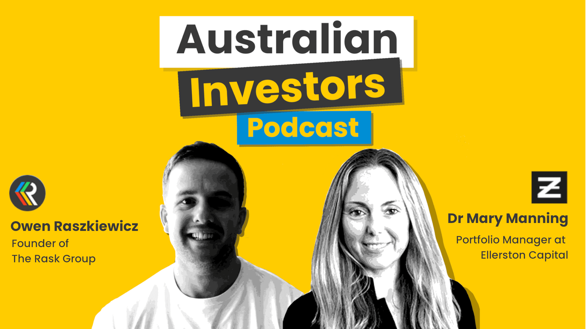 Dr Mary Manning Australian Investor Podcast