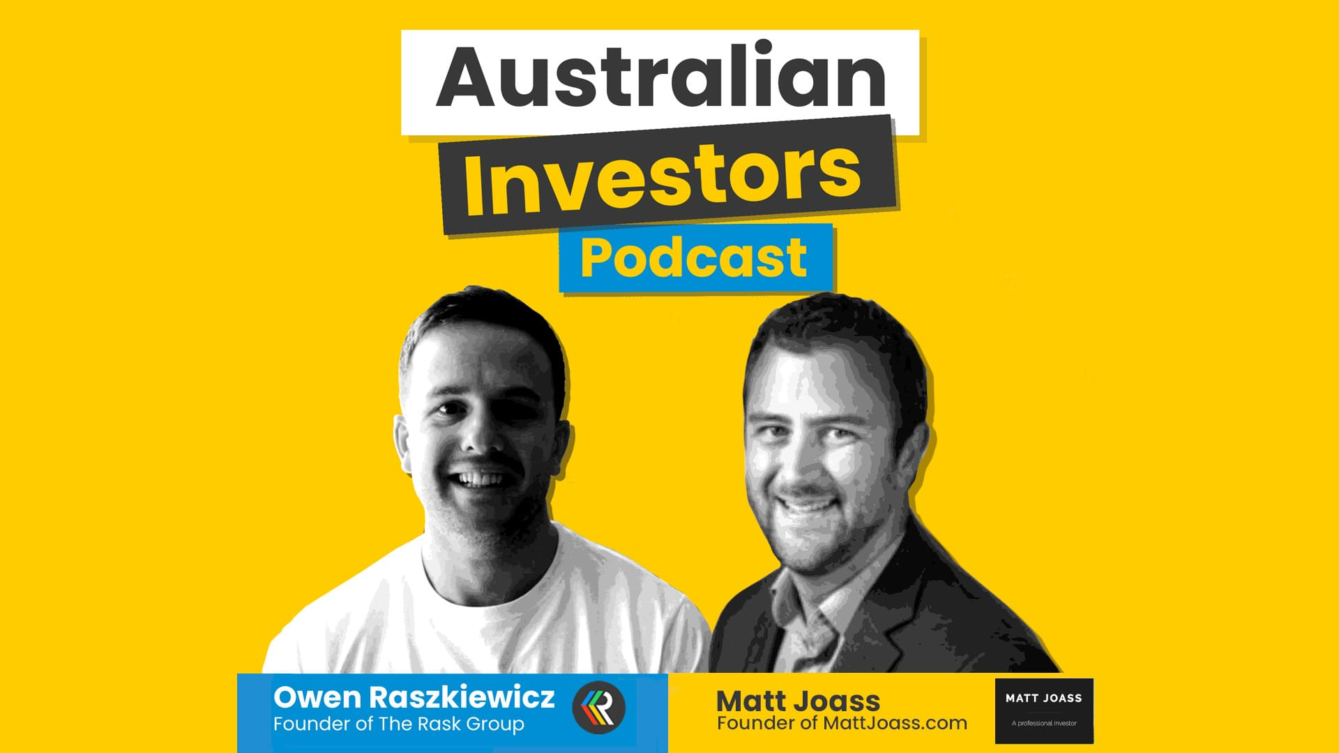 Matt joass australian investors podcast