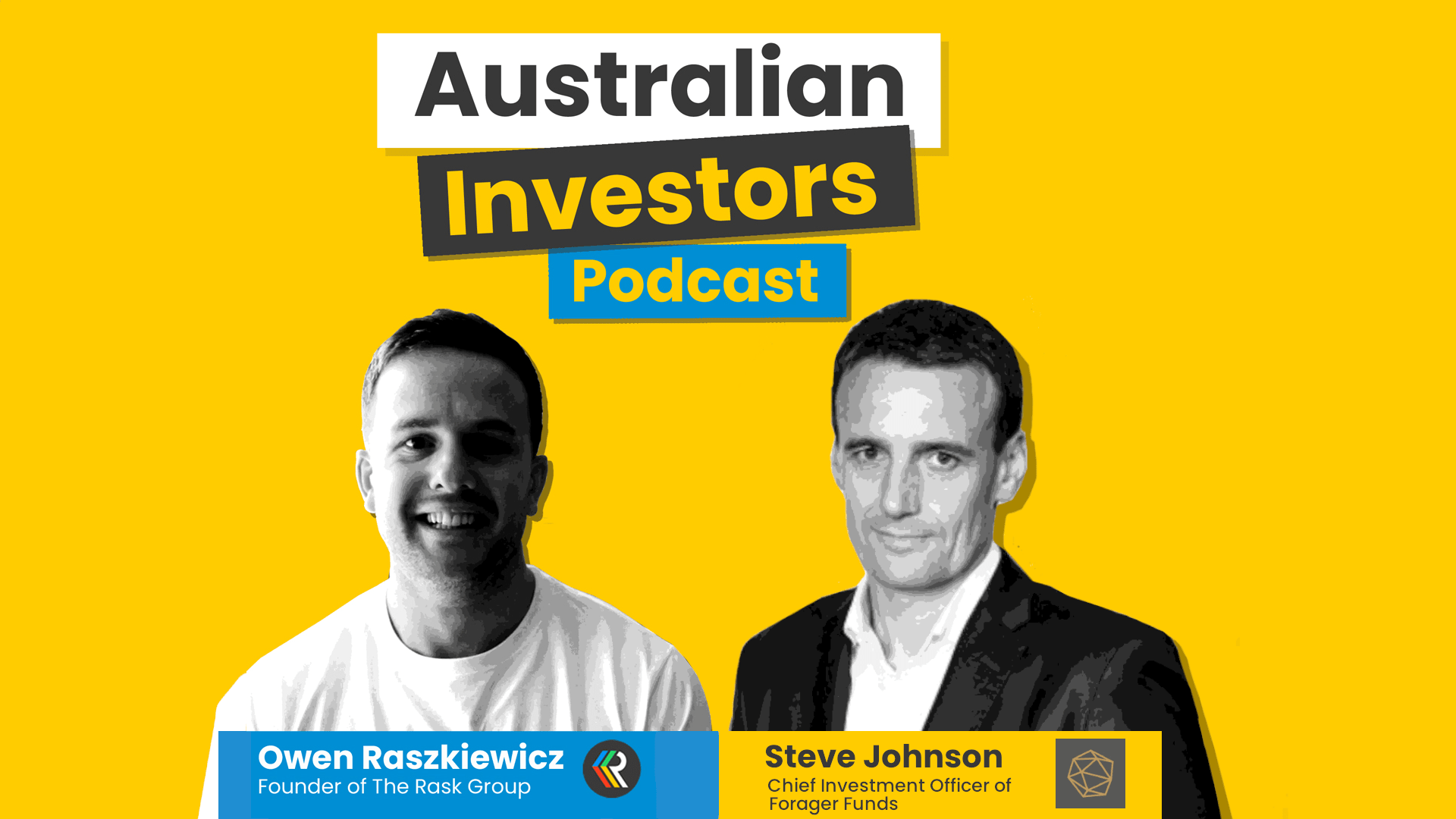 Steve Johnson Australian Investors Podcast