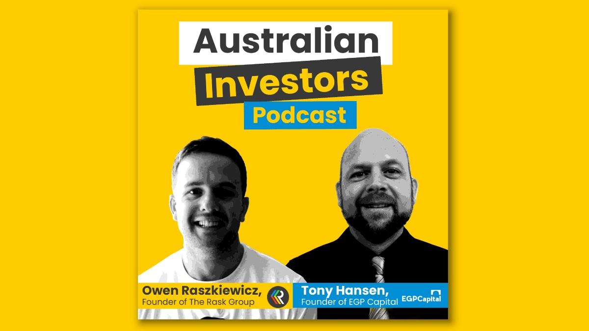 Tony Hansen Australian Investor Podcast