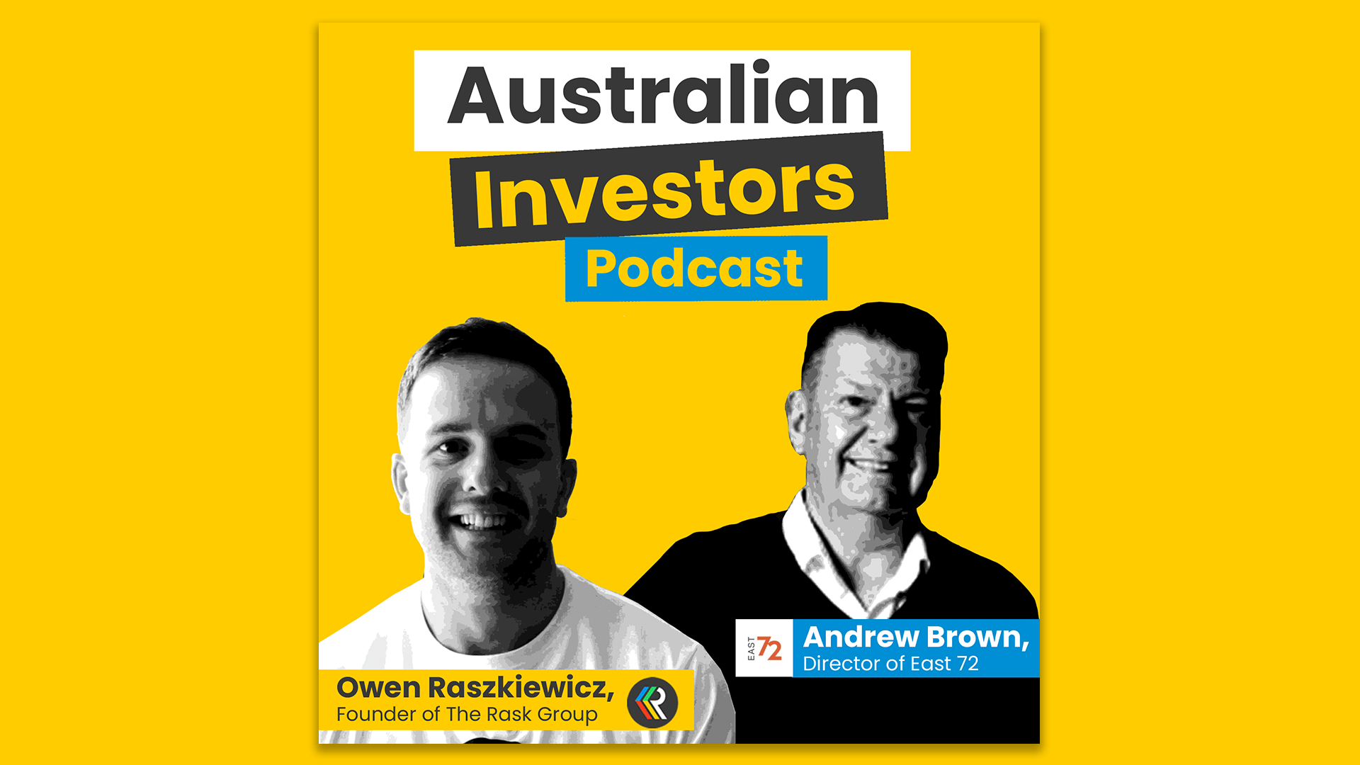 Andrew Brown Australian Investor Podcast