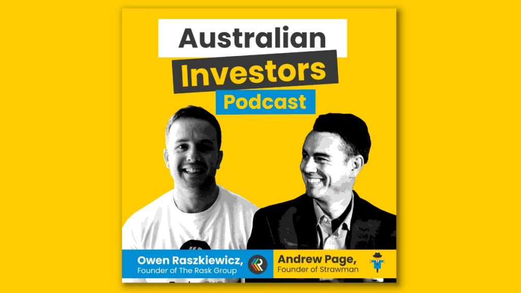 Andrew Page - Australian Investor Podcast