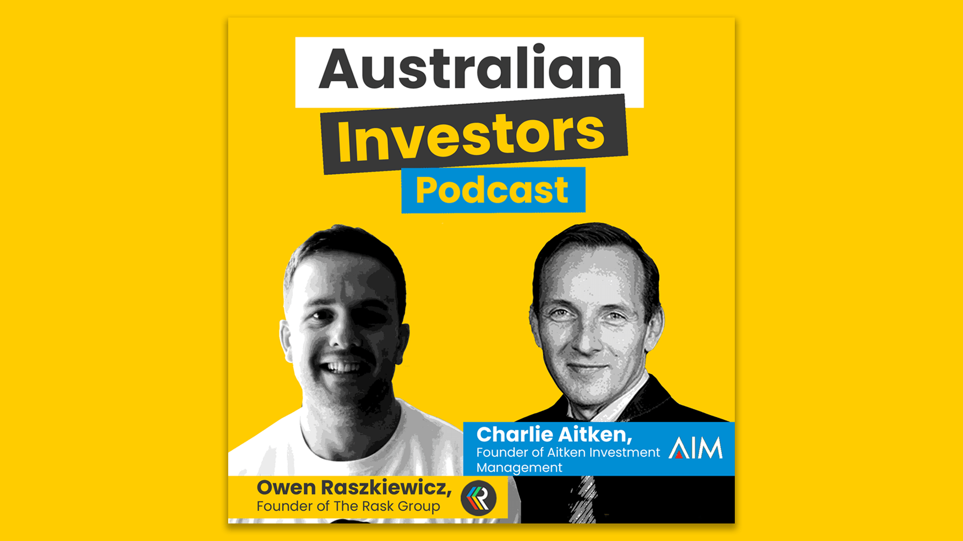 Charlie Aitken on The Australian Investors Podcast