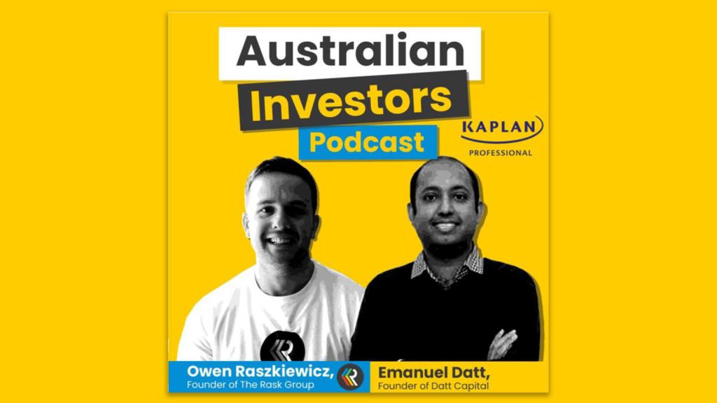 emanuel Datt - Australian Investors Podcast