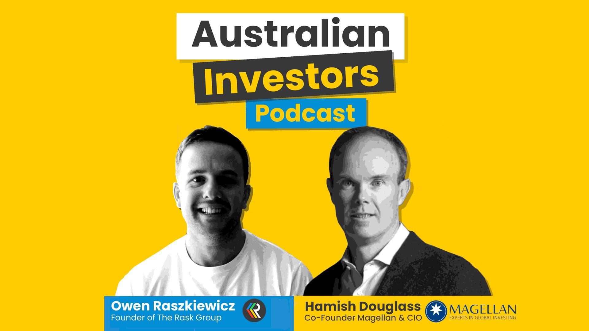 hamish douglass australian investors podcast