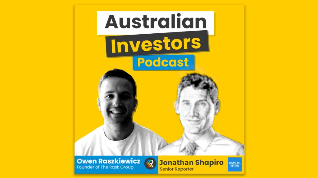 jonathan Shapire Australian Investors Podcast