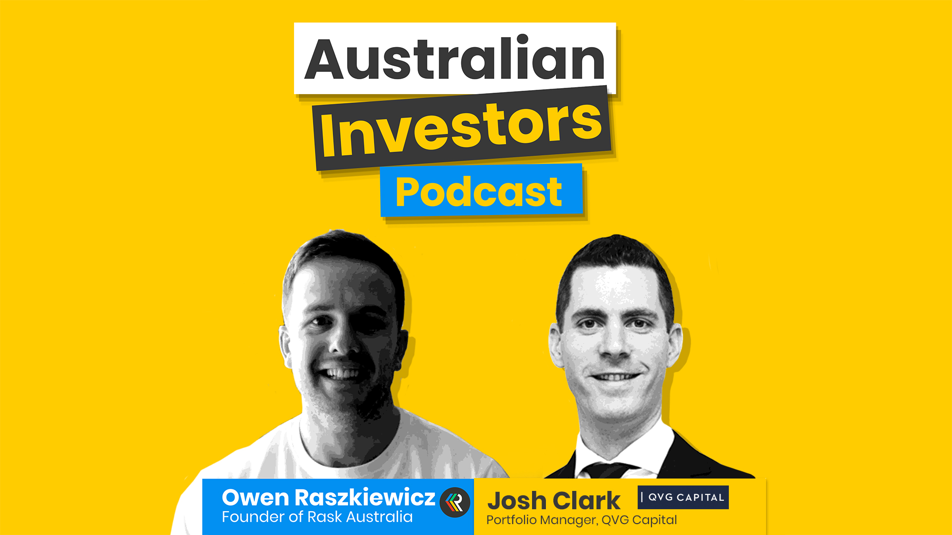 Josh Clark Australian Investors Podcast