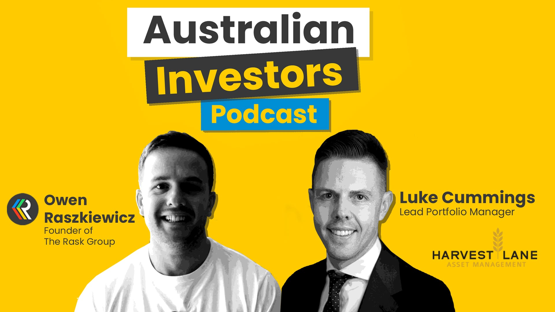 Luke Cummings Australian Investors Podcast