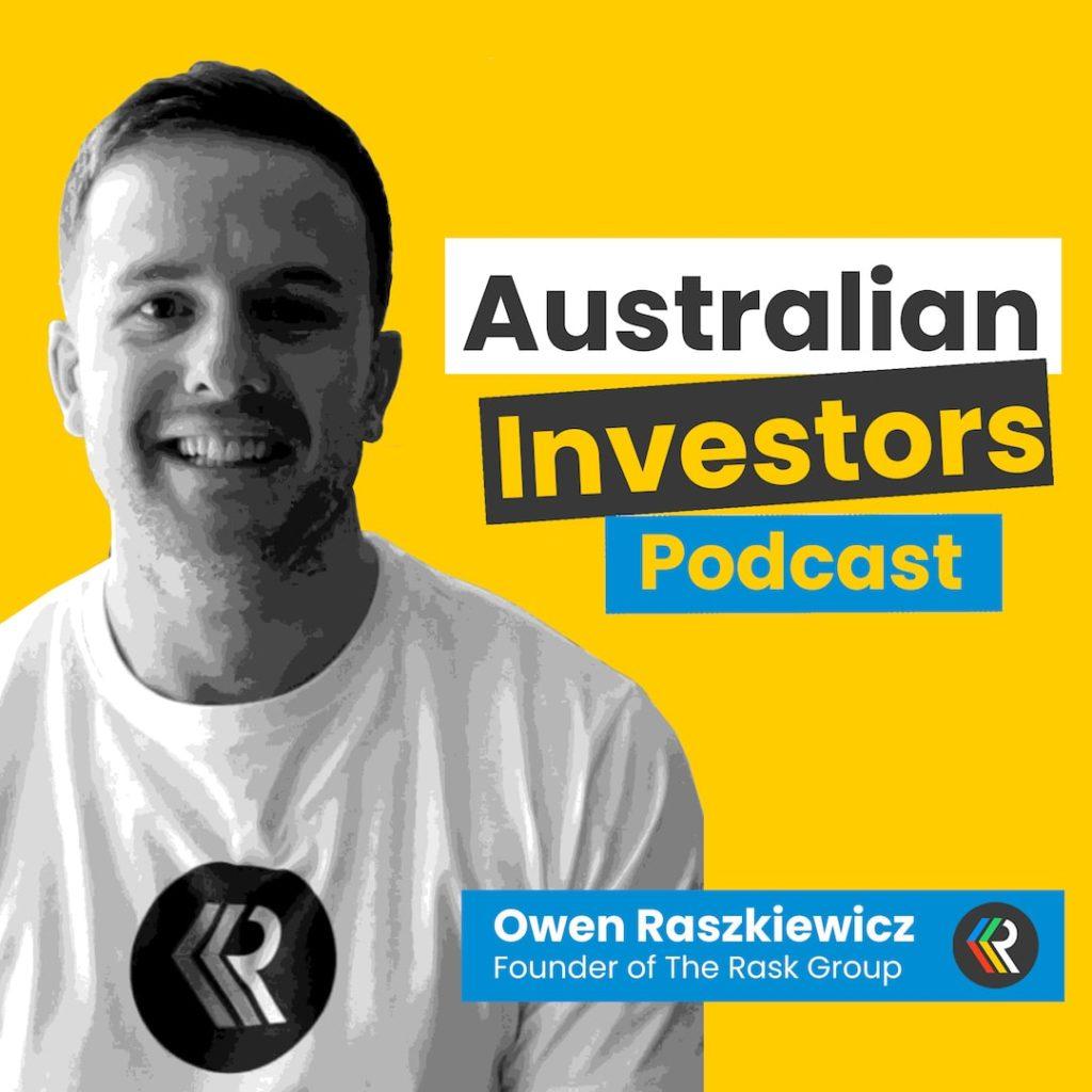 Australian Investors Podcast logo