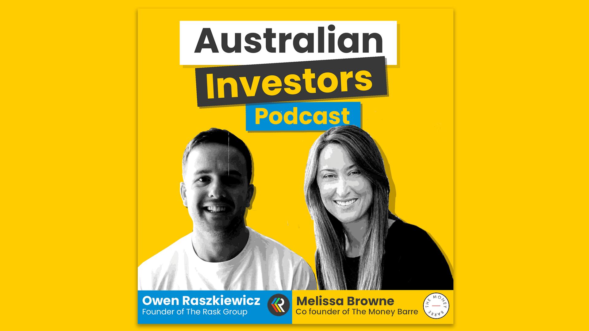 melissa browne australian investors podcast