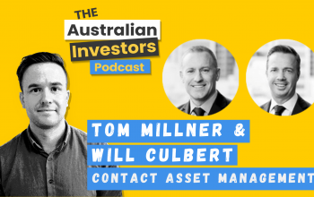 Tom Millner & Will Culbert | Contact Asset Management