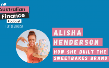 Ep. 61. Alisha Henderson – how she built the Sweet Bakes brand