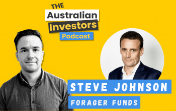 Forager's Steve Johnson: the COVID recovery & Uber