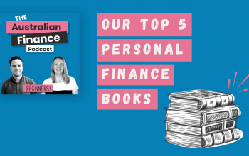 Ep. 63. Our top 5 personal finance books for Australians