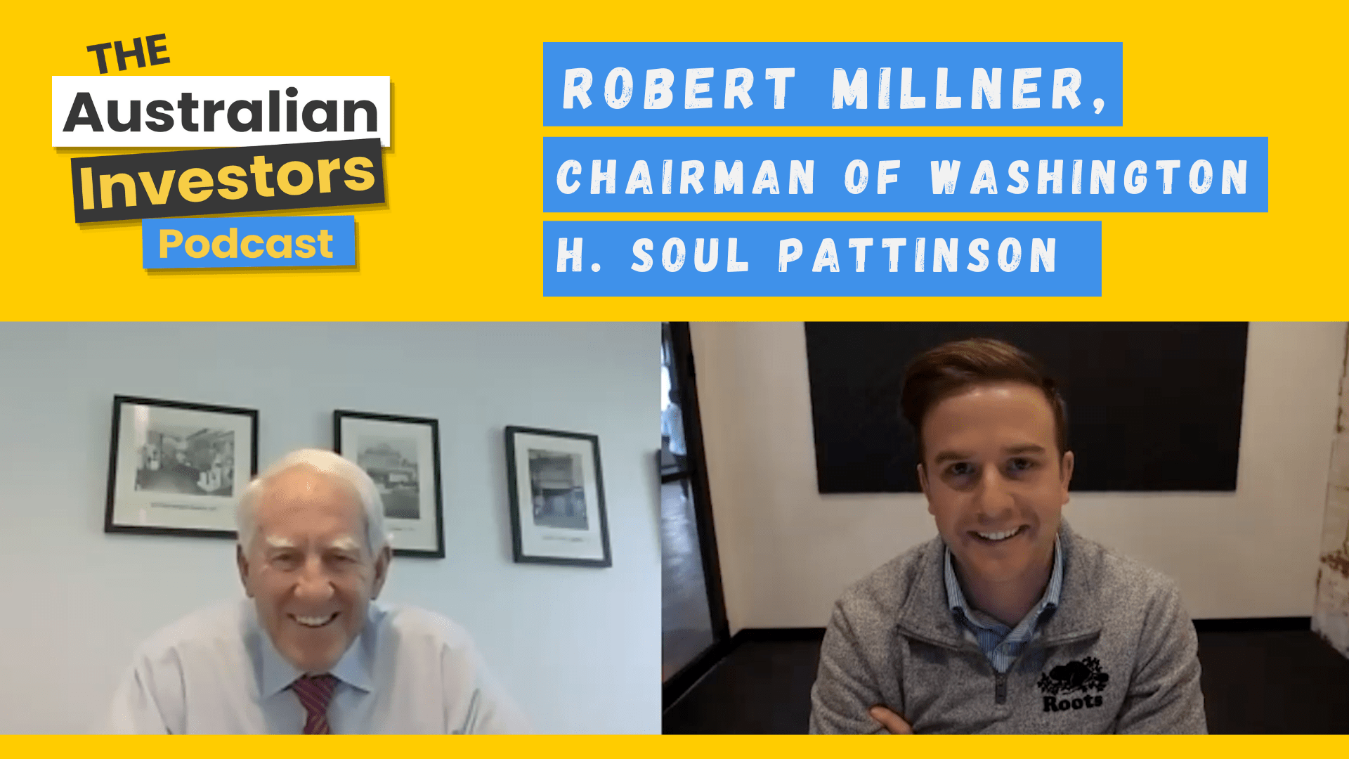Robert Milner - the Australian Investors Podcast thumbnail