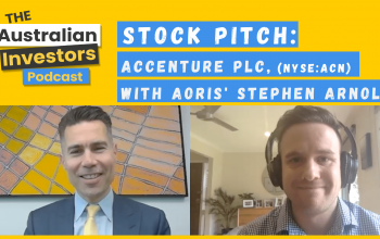 Stock Pitch: Accenture Plc (NYSE:ACN), with Aoris' Stephen Arnold