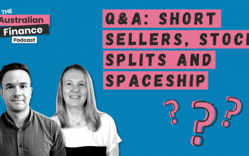 Ep 76. Q&A: Should I short sell? Is Spaceship good? Stock Splits & investing for a child