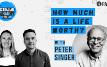 Interview: How much is a life worth, with Peter Singer