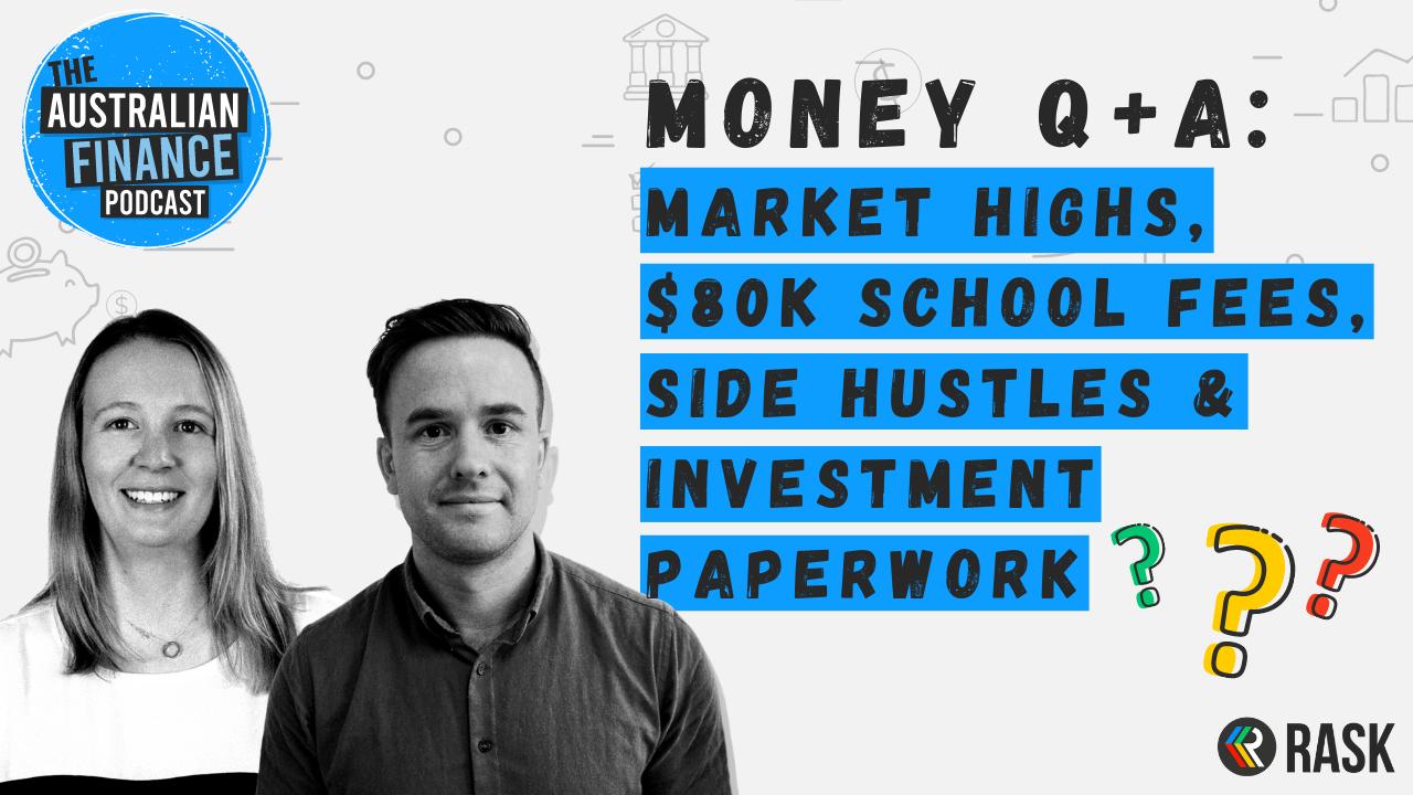 australian finance podcast