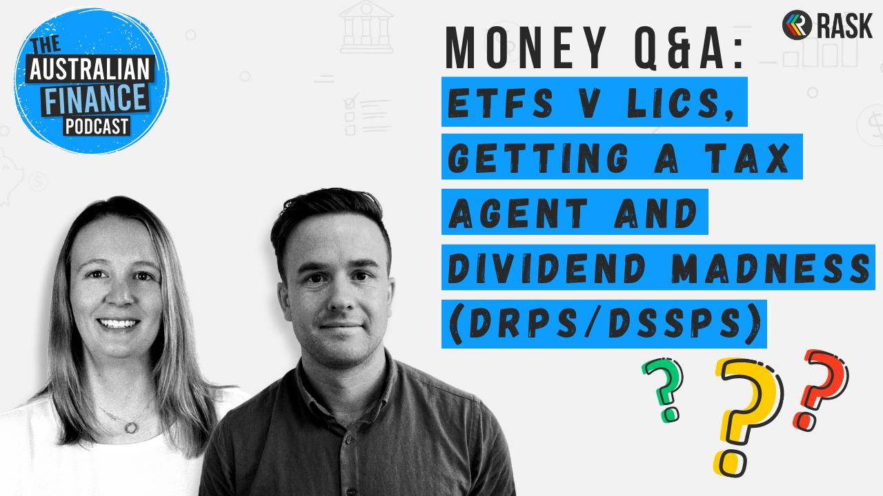 Australian Finance Podcast show notes
